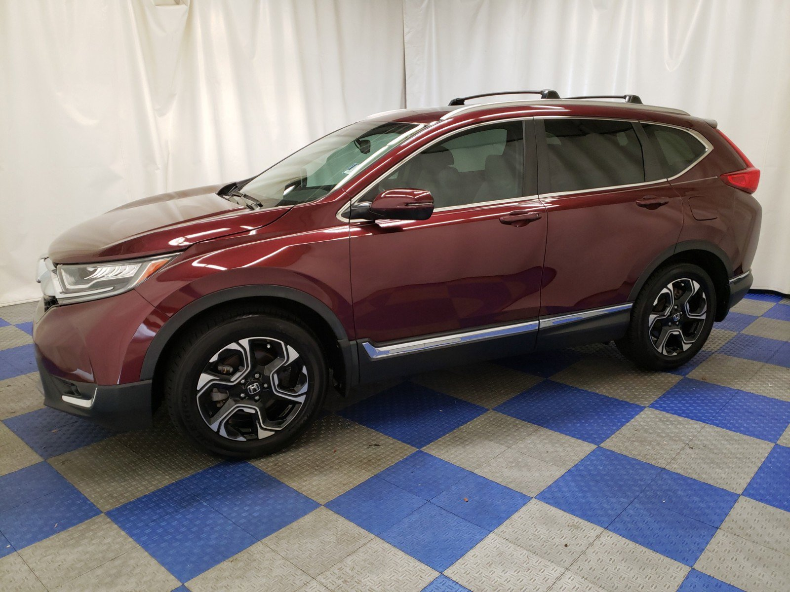 Pre-Owned 2017 Honda CR-V Touring 2WD
