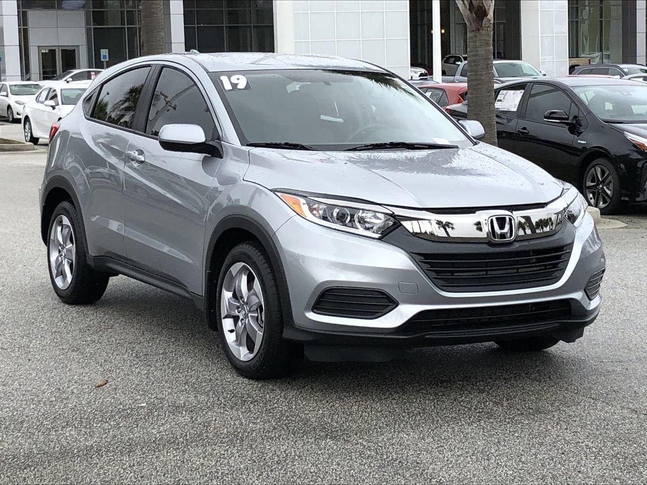 Pre-Owned 2019 Honda HR-V LX