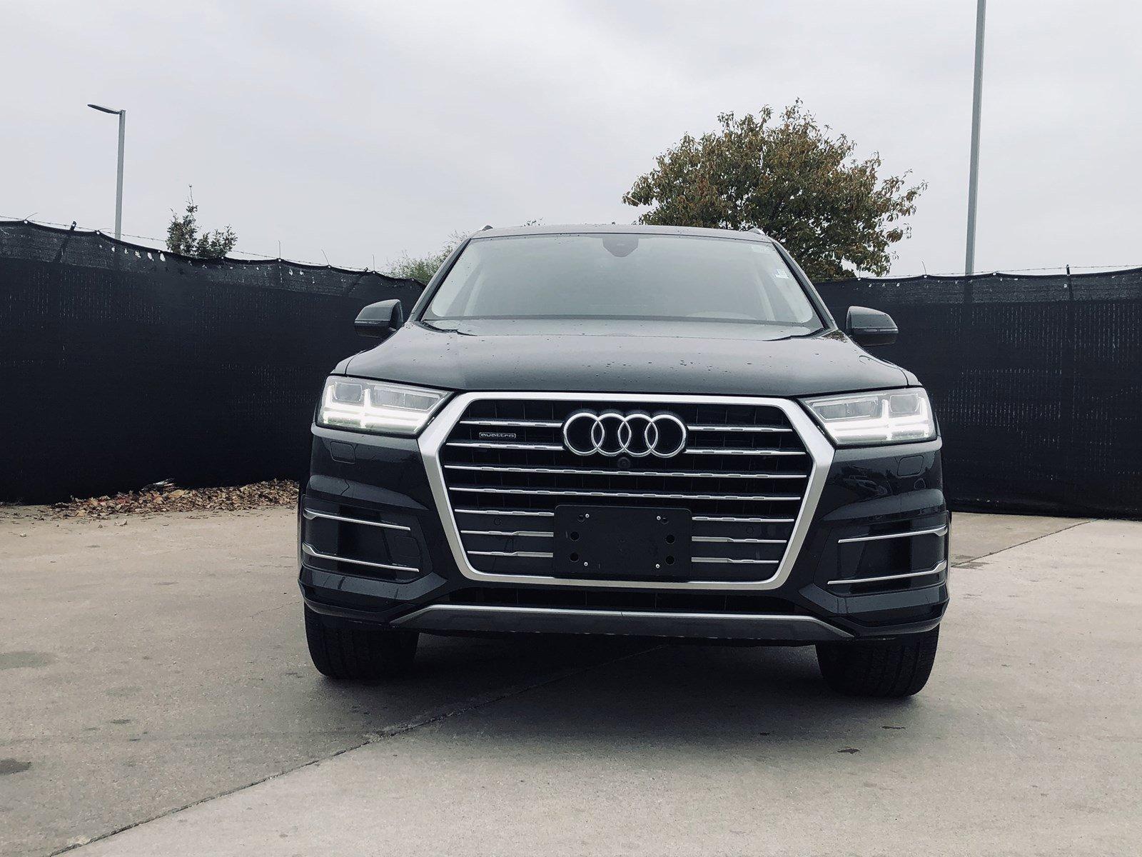 Pre-Owned 2019 Audi Q7 Premium Plus