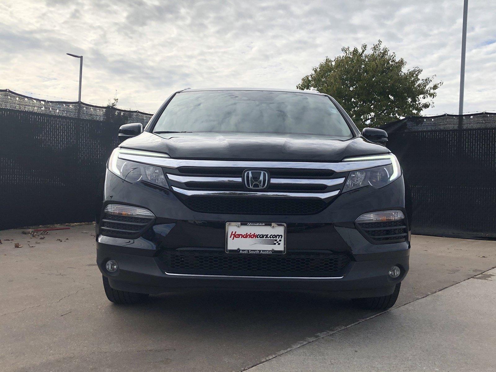 Pre-Owned 2017 Honda Pilot Elite