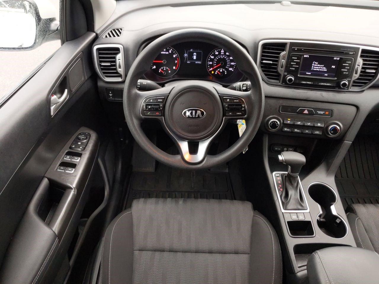 Pre-Owned 2017 Kia Sportage LX