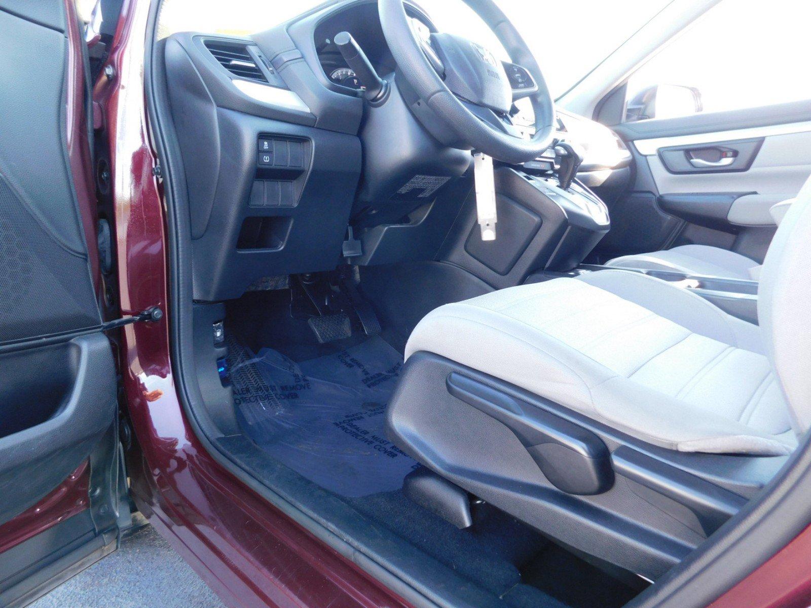 Pre-Owned 2017 Honda CR-V LX