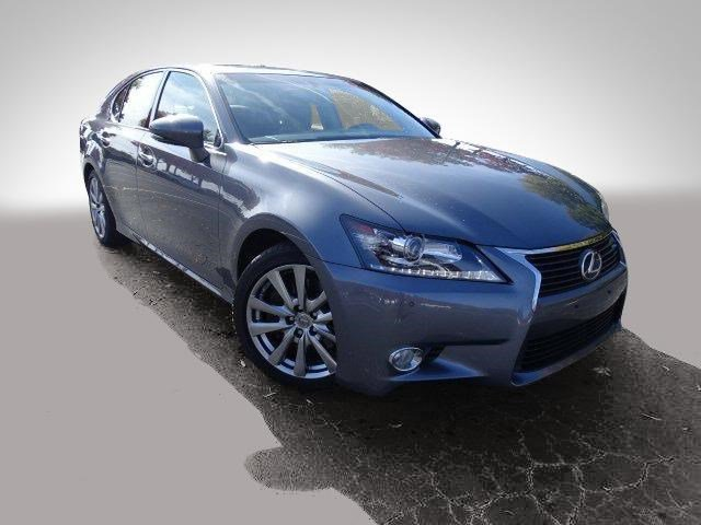 Pre-Owned 2015 Lexus GS 350 4DR SDN RWD
