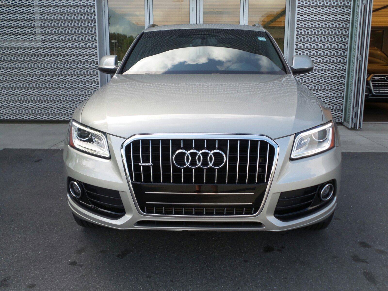 Pre-Owned 2014 Audi Q5 Premium