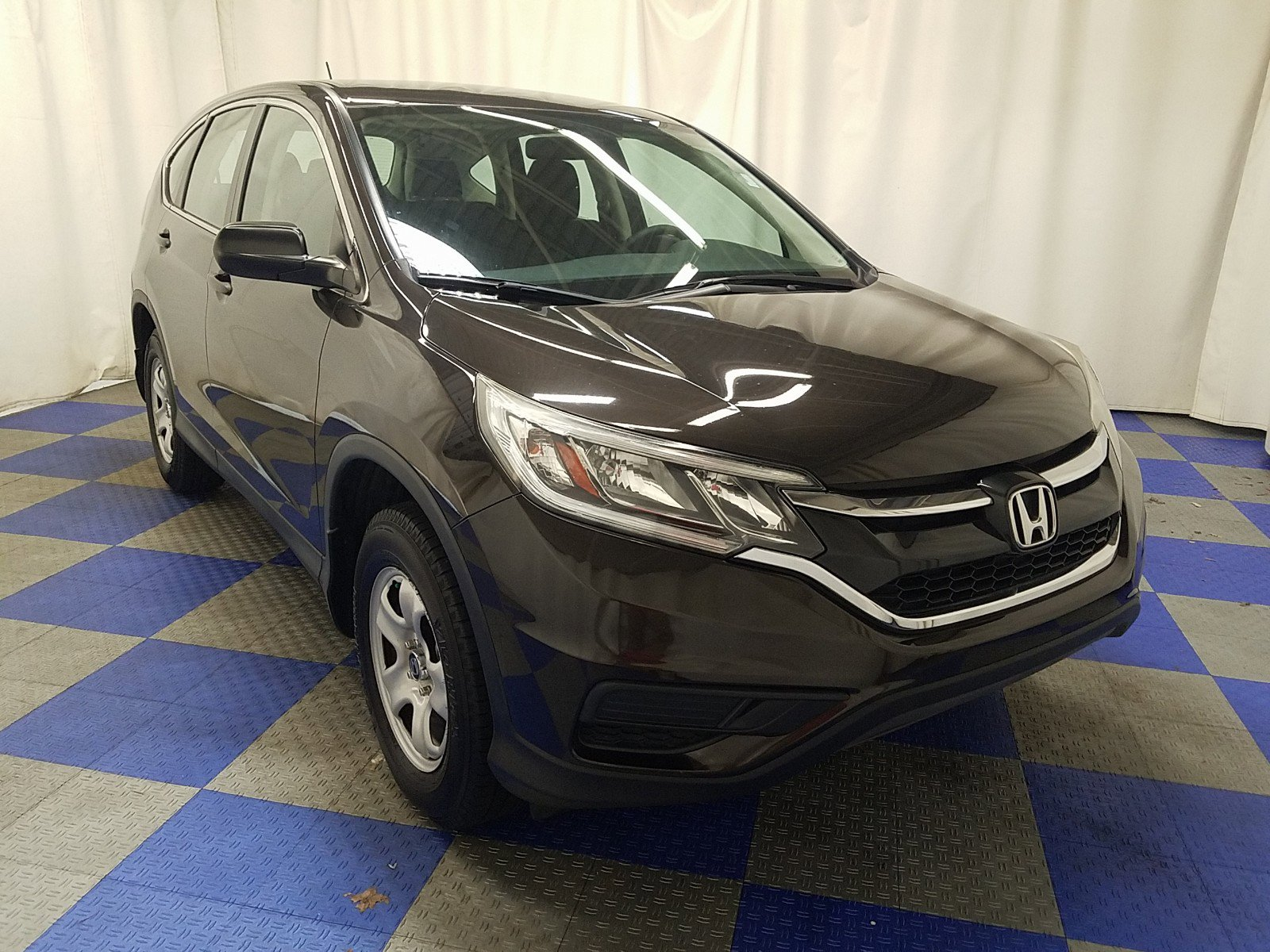 Certified Pre-Owned 2015 Honda CR-V 2WD 5dr LX