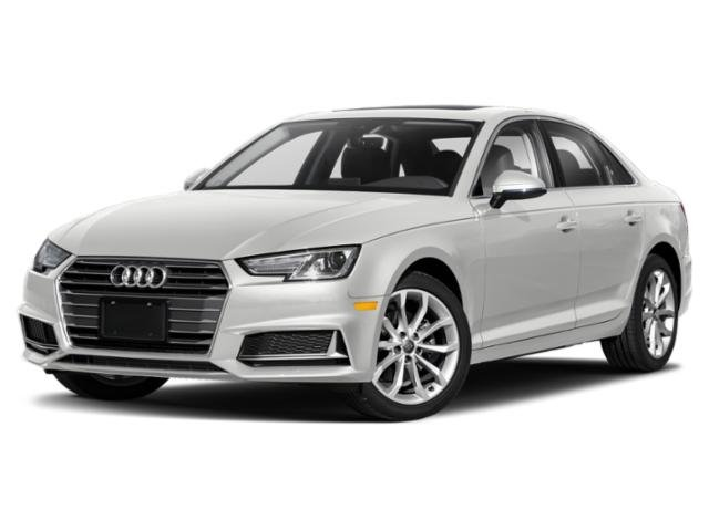 Pre-Owned 2019 Audi A4 Sedan Titanium Premium