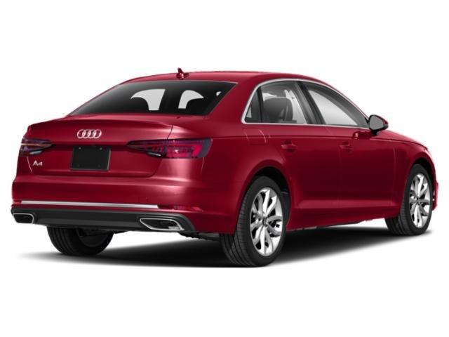 Pre-Owned 2019 Audi A4 Sedan Titanium Premium