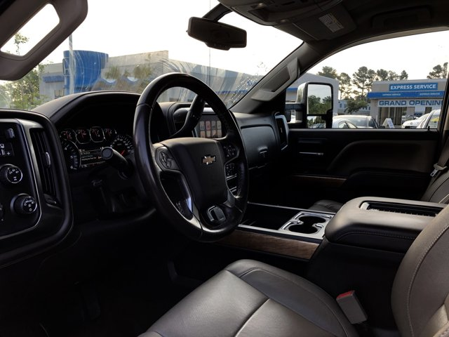 Pre-Owned 2016 Chevrolet Silverado 3500HD LTZ