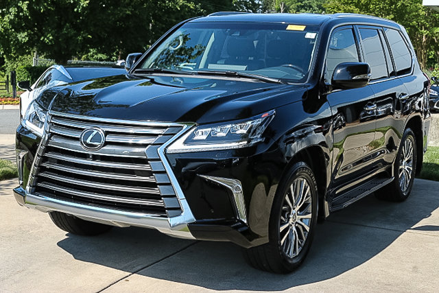 Pre-Owned 2018 Lexus LX 570 4WD SUV
