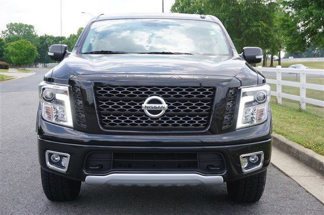 Pre-Owned 2019 Nissan Titan PRO-4X