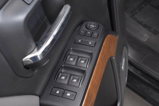 Pre-Owned 2017 Chevrolet Silverado 1500 LTZ