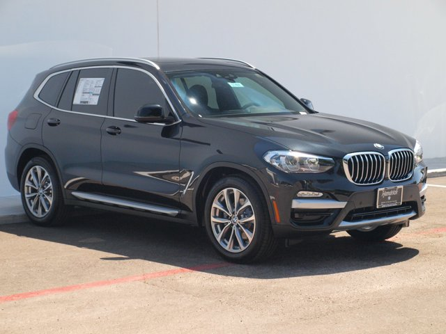 Pre Owned 2019 Bmw X3 Sdrive30i Rwd Suv