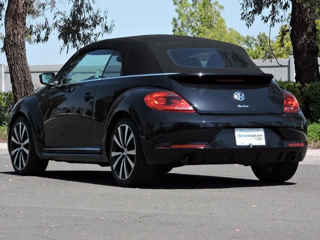 Pre-Owned 2016 Volkswagen Beetle Convertible 2.0T R-Line SEL