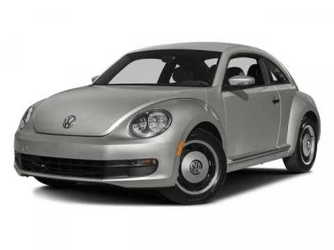Pre-Owned 2016 Volkswagen Beetle Coupe 1.8T Classic