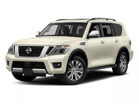 Pre-Owned 2017 Nissan Armada SL