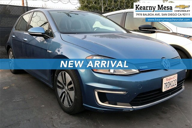 pre owned 2016 volkswagen e golf se hatchback in san diego p8074 kearny mesa chrysler dodge jeep ram kearny mesa chrysler dodge jeep ram