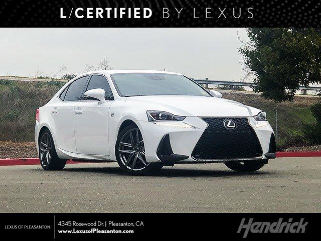 Certified Pre-Owned 2017 Lexus IS IS Turbo