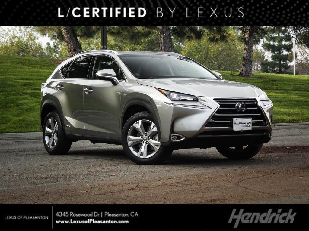 Certified Pre-Owned 2017 Lexus NX NX 300h
