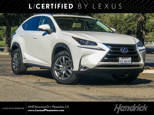 Certified Pre-Owned 2016 Lexus NX 300h AWD 4dr