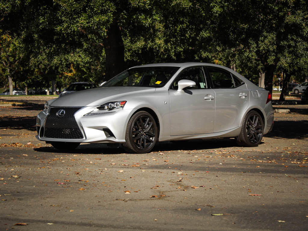 Certified Pre-Owned 2016 Lexus IS 200t 4dr Sdn