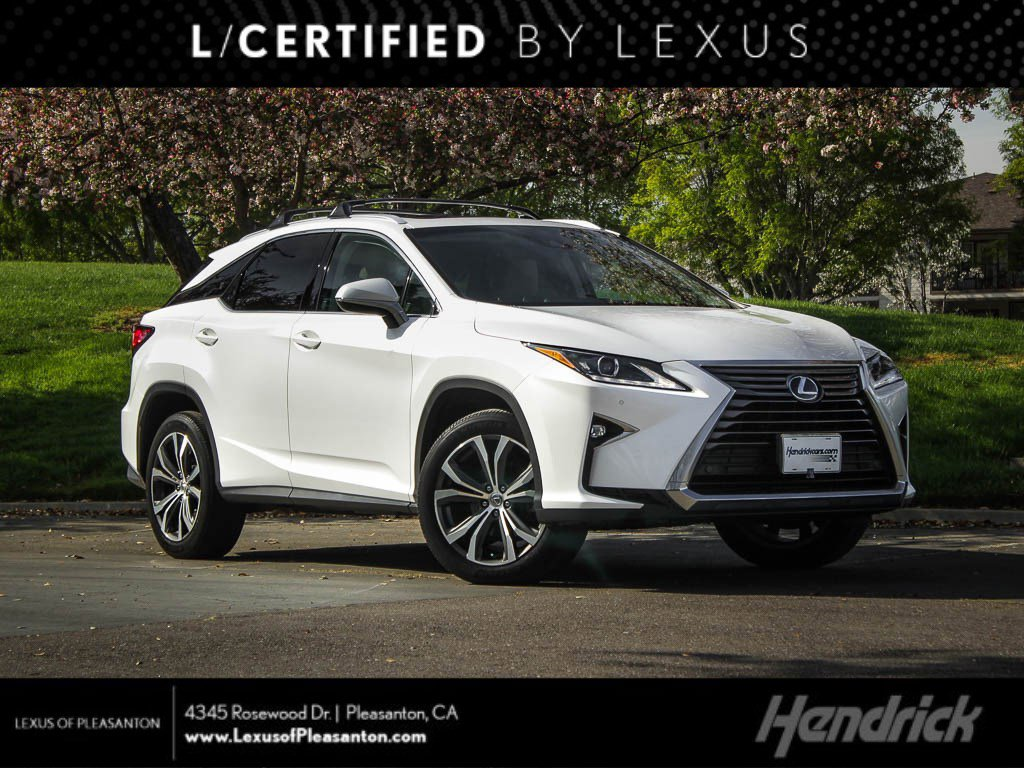 Certified Pre-Owned 2016 Lexus RX 350 AWD 4dr