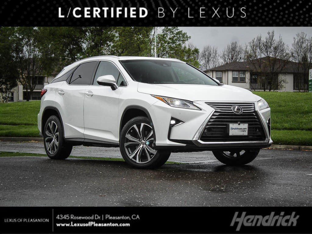 Pre-Owned 2016 Lexus RX 350 AWD 4dr