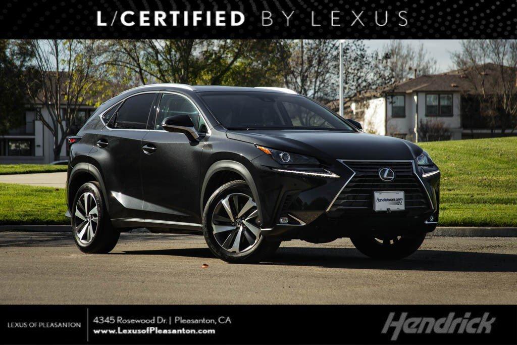 Certified Pre-Owned 2018 Lexus NX NX 300