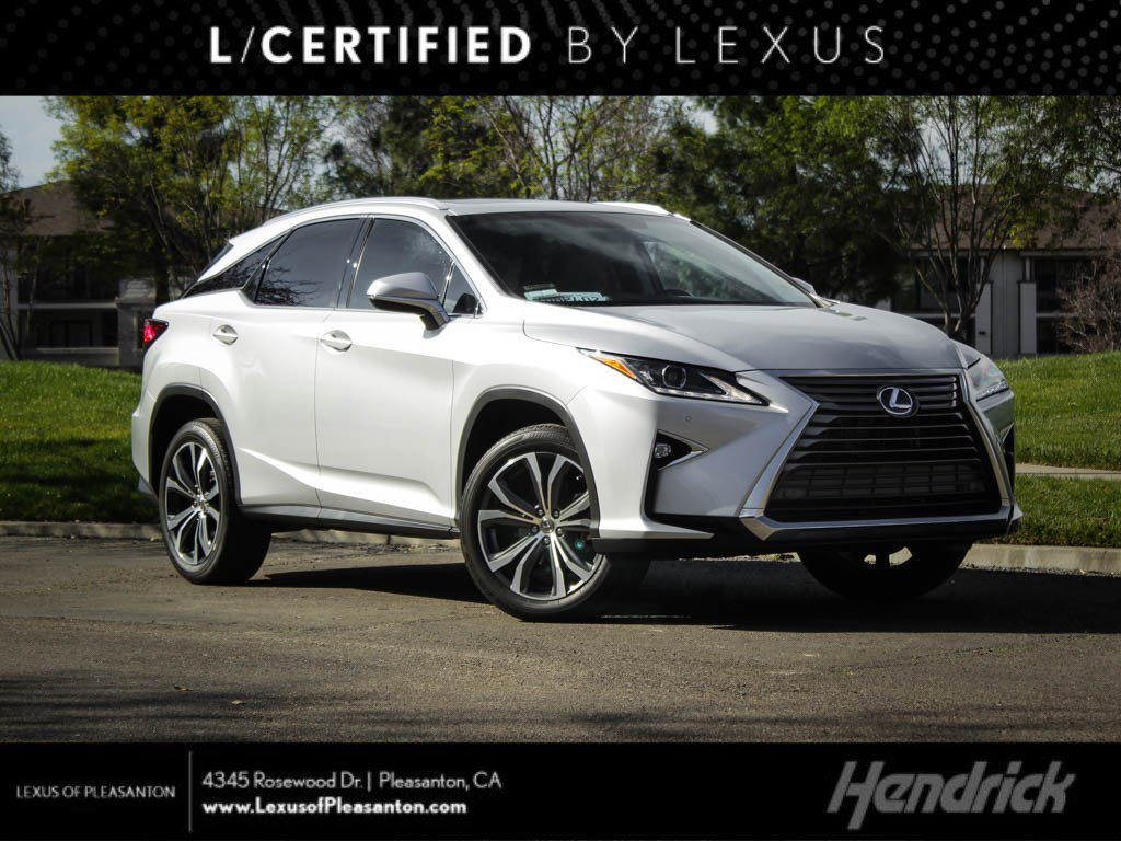 Certified Pre-Owned 2016 Lexus RX 350 FWD 4dr