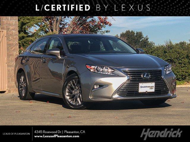 Certified Pre-Owned 2018 Lexus ES ES 350