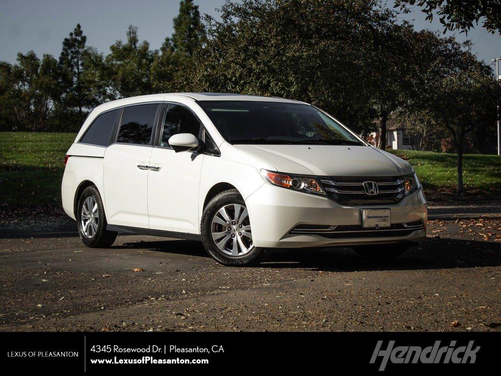 Pre-Owned 2015 Honda Odyssey EX-L