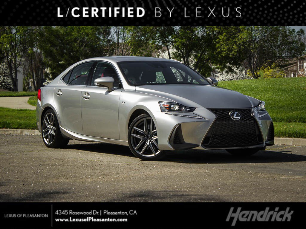 Used Lexus Is Pleasanton Ca