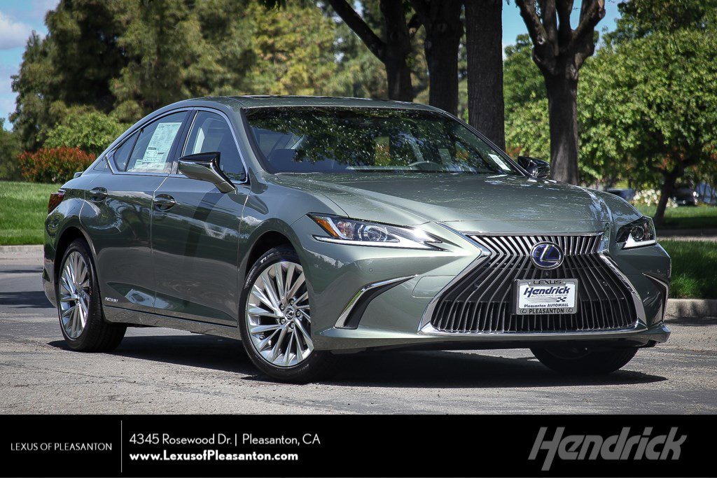 New 2020 Lexus ES 300h LUXURY ES300h Luxury Pkg
