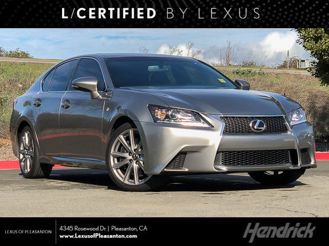 Certified Pre-Owned 2015 Lexus GS 350 4dr Sdn RWD