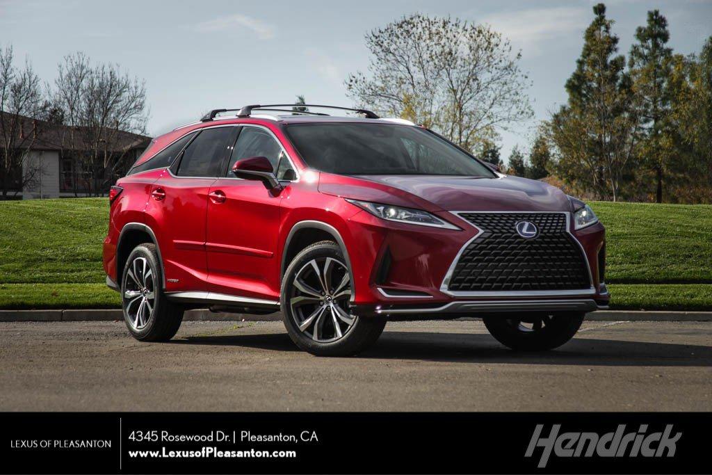 New 2020 Lexus RX 450hL RX450hL Premium Pkg AWD