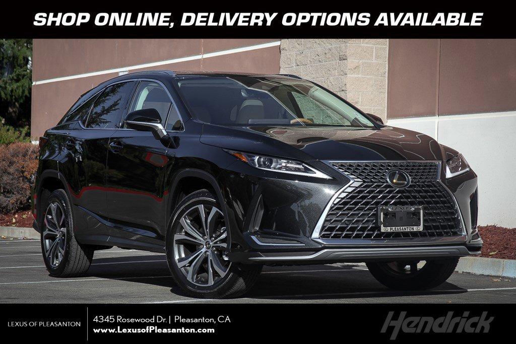 New 2020 Lexus RX 350 350 Premium Pkg AWD