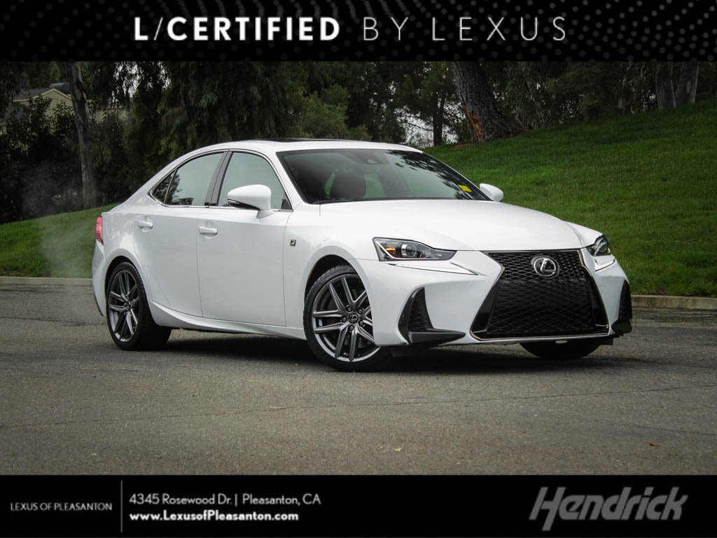 Certified Pre-Owned 2017 Lexus IS IS 350 F Sport