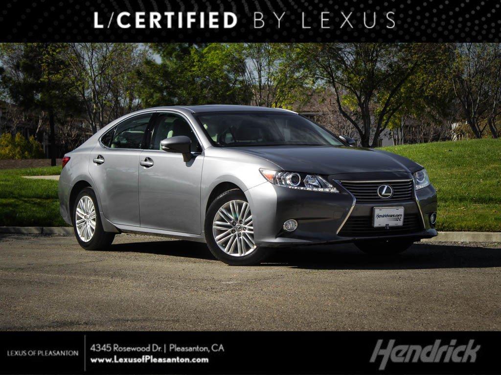 Certified Pre-Owned 2015 Lexus ES 350 4DR SDN