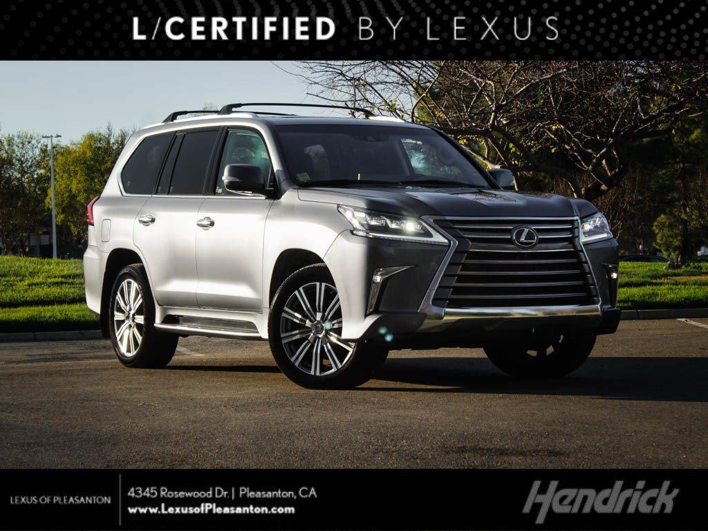 Certified Pre-Owned 2017 Lexus LX LX 570