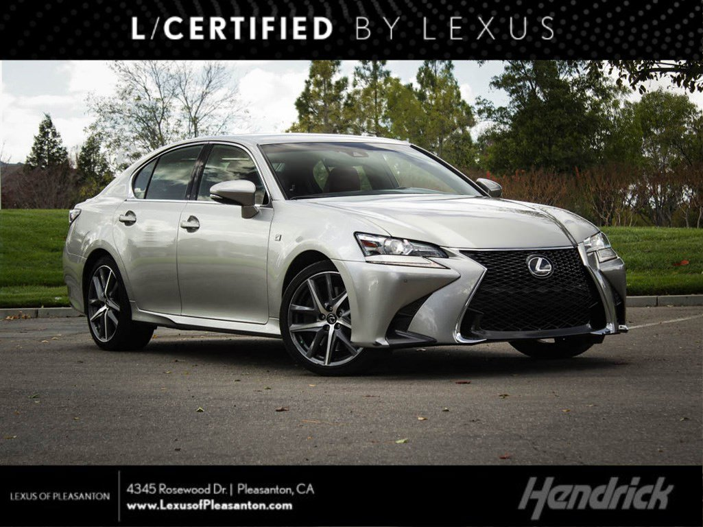 Certified Pre-Owned 2017 Lexus GS GS 350 F Sport