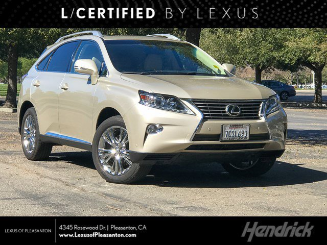 Certified Pre-Owned 2014 Lexus RX 350 FWD 4dr