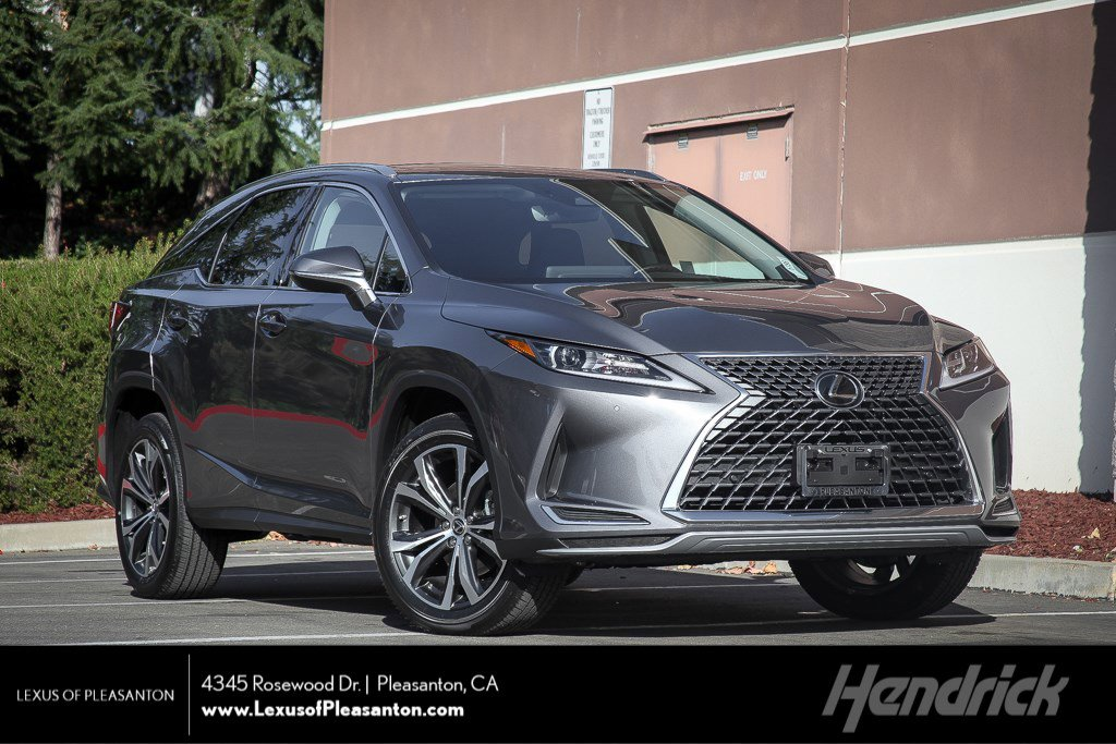 2020 Lexus Rx 350 Owners Manual
