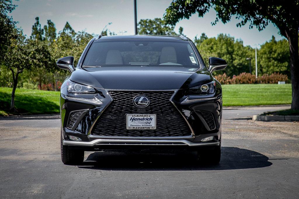 New 2019 Lexus NX 300 F SPORT NX300 F SPORT Pkg Black Line Special Edition AWD