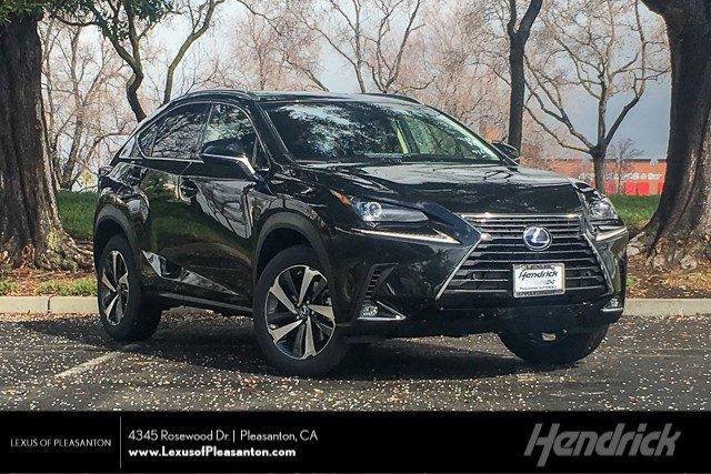 New 2020 Lexus NX 300h NX300h Premium Pkg AWD