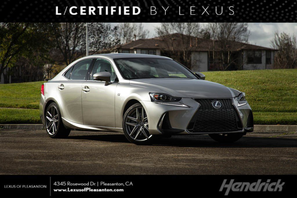 Certified Pre-Owned 2017 Lexus IS IS Turbo F Sport