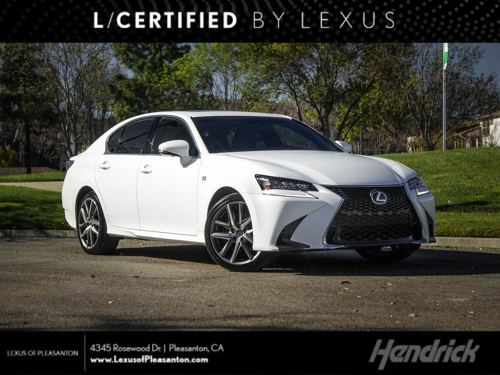 Certified Pre-Owned 2016 Lexus GS 350 4dr Sdn AWD