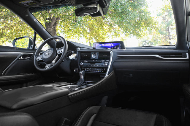 New 2019 Lexus RX 350 F SPORT RX350 F SPORT Pkg Pano LED HUD AWD