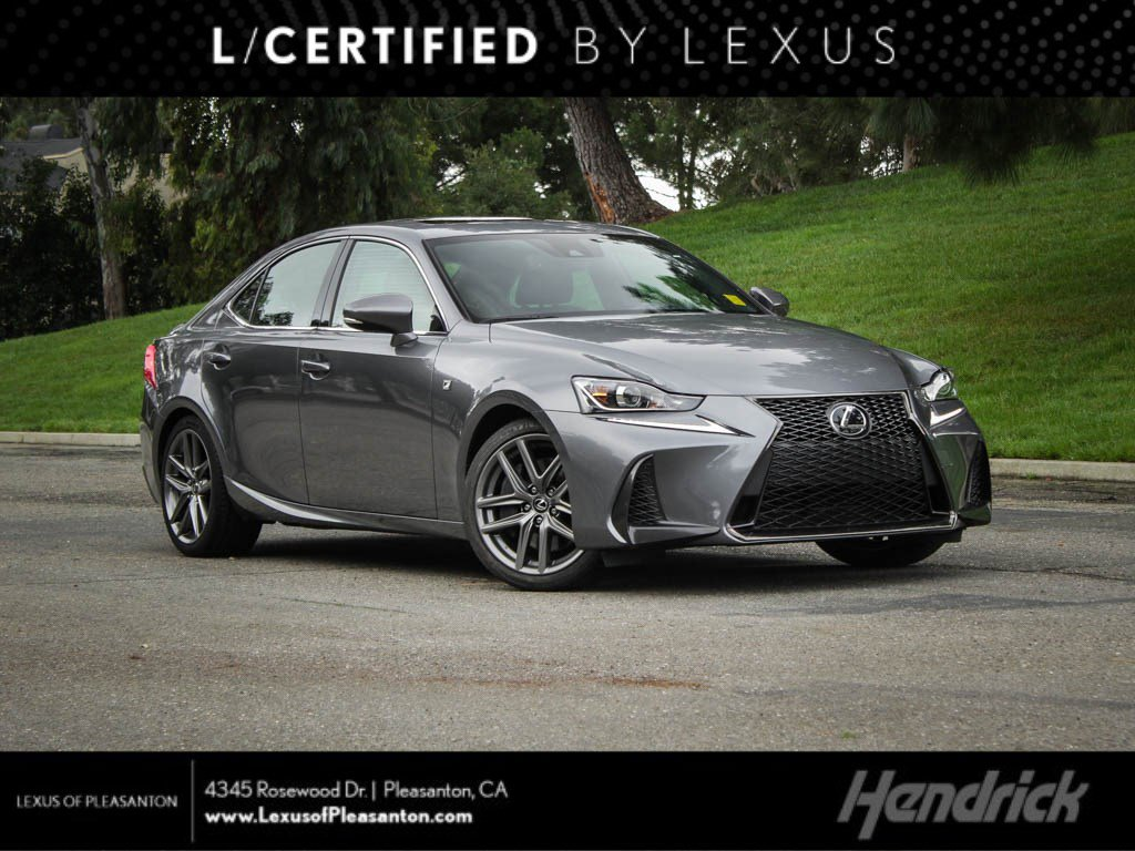 Certified Pre-Owned 2017 Lexus IS IS Turbo