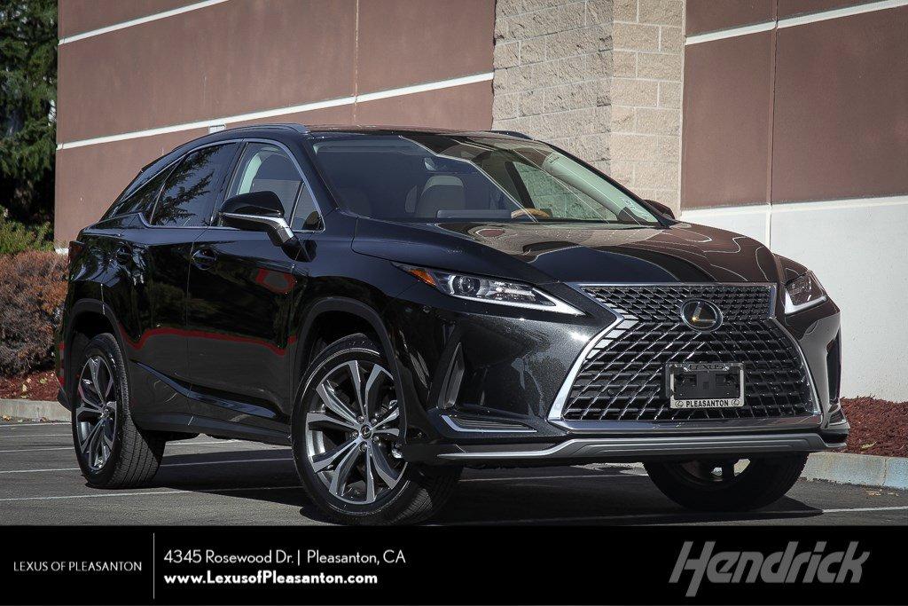 New 2020 Lexus RX RX350 Premium Pkg AWD