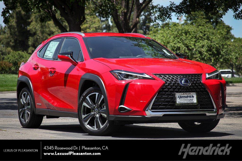 New 2020 Lexus UX 250h UX250h Premium Pkg AWD