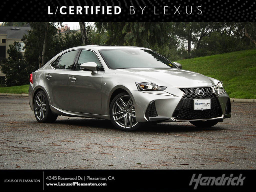 Certified Pre-Owned 2019 Lexus IS IS 300 F SPORT
